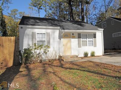 Decatur Single Family Home For Sale: 2234 Brunswick Ave