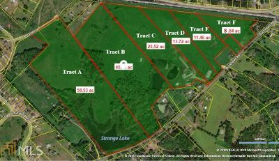 Madison Farm For Sale: 2890 Buckhead Rd #Tract C