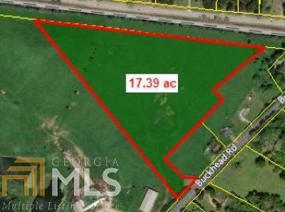 Madison Farm For Sale: 2890 Buckhead Rd #Tract E