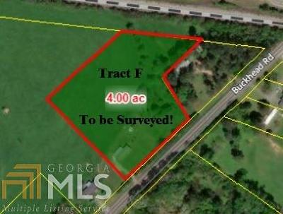 Madison Farm For Sale: 2890 Buckhead Rd #Tract F