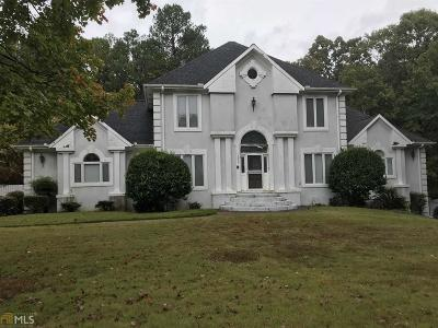 Clayton County Single Family Home New: 1606 Mount Zion
