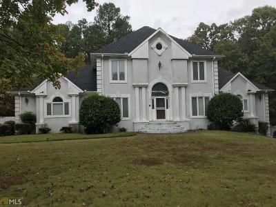 Jonesboro Single Family Home For Sale: 1606 Mount Zion