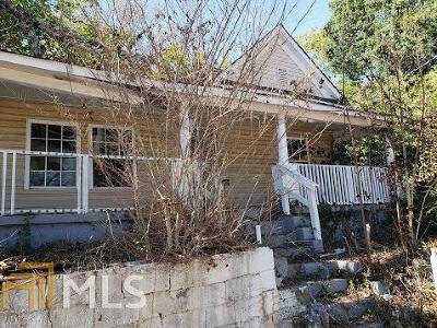 Atlanta Single Family Home For Sale: 1111 SW Sims St