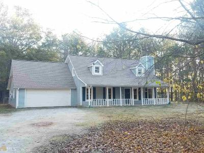 Stockbridge Single Family Home Under Contract: 280 Swan Lake Rd