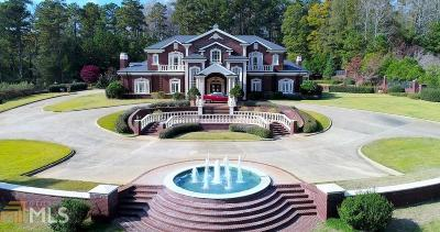 Troup County Single Family Home For Sale: 601 Country Club Rd