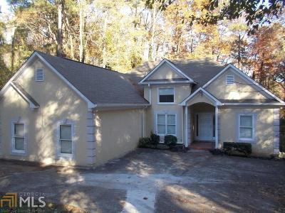 Atlanta Single Family Home New: 1970 Childress Dr