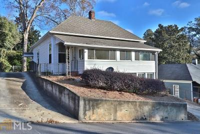 Canton Single Family Home Under Contract: 110 Jarvis St
