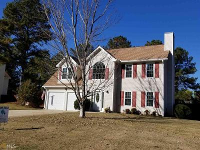 Single Family Home Under Contract: 6760 Manor Creek Dr