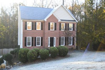 Hiram Single Family Home Under Contract: 164 Hollow Springs Dr