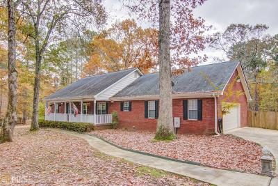 Clayton County Single Family Home Under Contract: 2785 Noahs Ark Rd