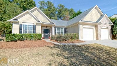 Canton Single Family Home For Sale: 814 Whiteoak Ter