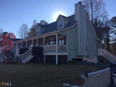 Villa Rica Single Family Home For Sale: 81 Clay Ct #Ph 111