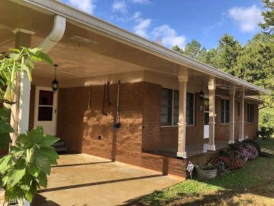 Madison Single Family Home Under Contract: 2040 Apalachee Rd