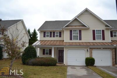 Hiram Condo/Townhouse Under Contract: 87 Darbys Xing Ct