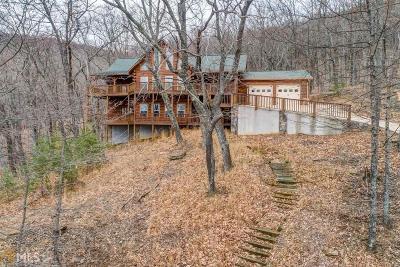 Jasper Single Family Home For Sale: 375 Cutthroat Ridge