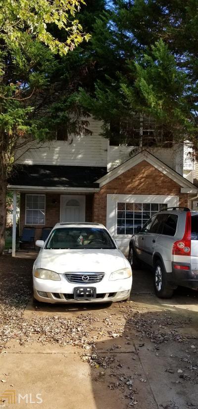 Decatur Condo/Townhouse For Sale: 3628 Platina Park Ct