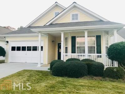 Peachtree City GA Single Family Home Under Contract: $210,000