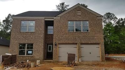 Fairburn Single Family Home New: 1019 Shadow Glen Dr #49