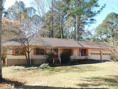 Lilburn Single Family Home For Sale: 1429 Ridgeland Way