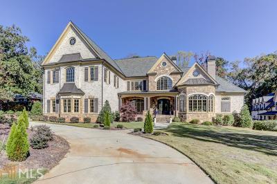 Atlanta Single Family Home For Sale: 45 Mount Paran Rd