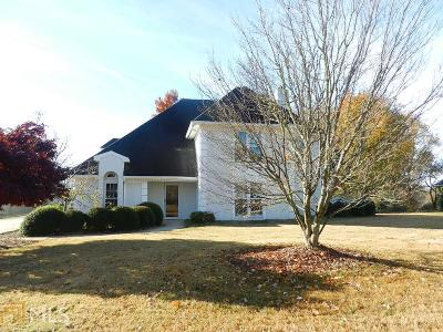 Conyers Single Family Home Under Contract: 361 Golfcrest Dr