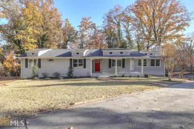 Atlanta Single Family Home New: 410 Mount Vernon