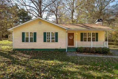 Newnan Single Family Home Under Contract: 32 Pierce Chapel Rd