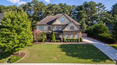 Grayson Single Family Home Under Contract: 782 Heritage Post Ln