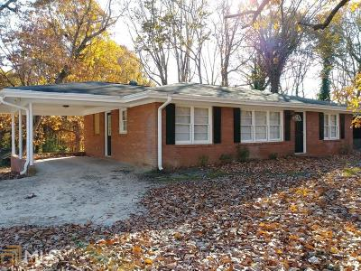Douglas County Rental For Rent: 1250 Forrest Ellis Rd