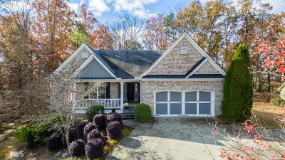 Monroe Single Family Home Under Contract: 445 Jennifer Springs Dr