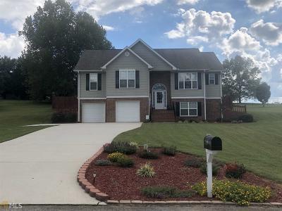 Clarkesville Single Family Home Under Contract: 236 Five Oaks #Phs 2