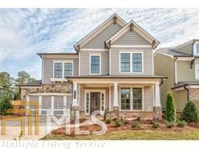 Smyrna Single Family Home New: 306 Still Pine Bnd