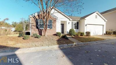 Acworth Single Family Home Under Contract: 184 Windcroft Ln