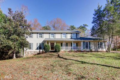 Conyers Single Family Home For Sale: 5286 East Shore Dr
