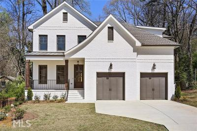 Single Family Home For Sale: 2448 Drew Valley Rd
