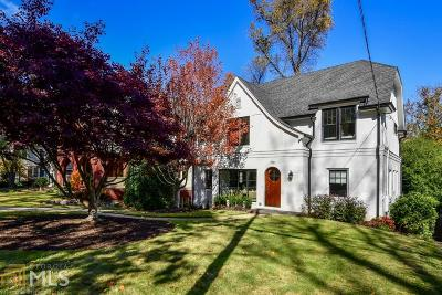 Morningside Single Family Home Under Contract: 1158 Spring Valley Ln