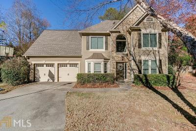 Suwanee Single Family Home Back On Market: 300 Morning Mist Walk