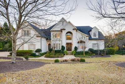 Roswell, Sandy Springs Single Family Home For Sale: 205 Bach Ct