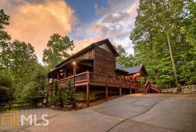 Ellijay Single Family Home For Sale: 56 Rose Ct