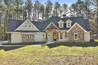 Fayetteville Single Family Home New: 1469 Antioch Rd