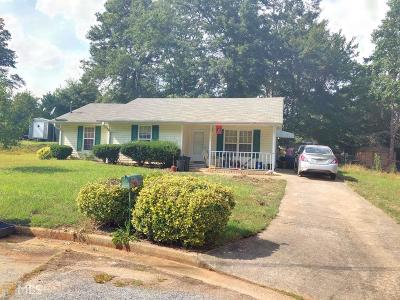 Henry County Single Family Home Under Contract: 185 Grove Creek Dr
