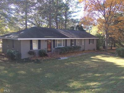 Stone Mountain Single Family Home New: 5217 Cloud