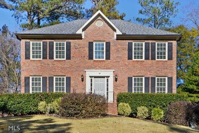 Roswell Single Family Home For Sale: 4489 NE Bronco Ct