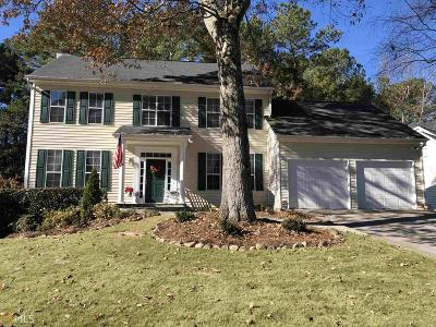 Fayetteville Single Family Home Under Contract: 175 Parkside Dr