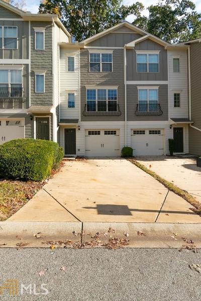 Atlanta Condo/Townhouse New: 1629 Liberty Pkwy