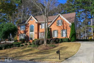 Roswell Single Family Home For Sale: 225 Tynebrae Pl