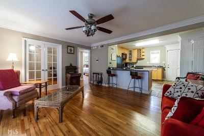 Decatur Condo/Townhouse For Sale: 217 Adair St #1
