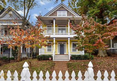 Grant Park Single Family Home Under Contract: 479 Woodward Ave