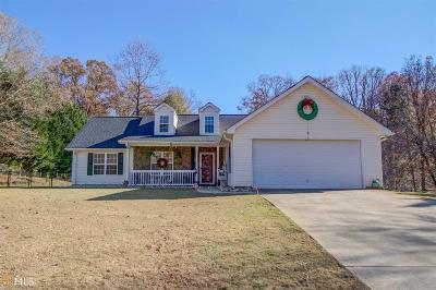 Braselton Single Family Home For Sale: 147 Lauren Marie Dr
