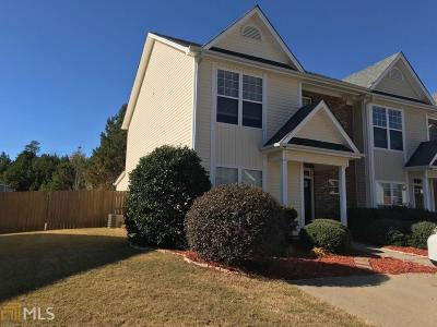 Dawson County Condo/Townhouse Under Contract: 92 Pearl Chambers Dr